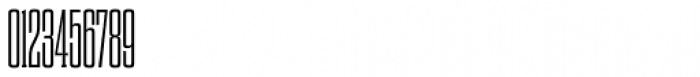 Dharma Slab Condensed Light Font OTHER CHARS