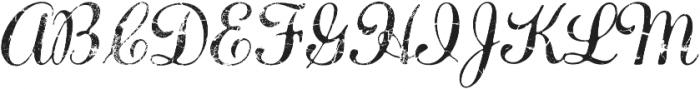 Diamond Dust ttf (400) Font UPPERCASE