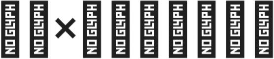 Diamond Monogram Right otf (400) Font OTHER CHARS