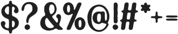 DianaWebber Caps Solid otf (400) Font OTHER CHARS