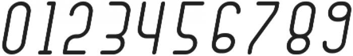 Dianna Oblique otf (400) Font OTHER CHARS