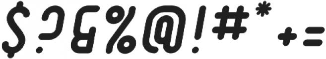 Dianna ObliqueBold otf (700) Font OTHER CHARS