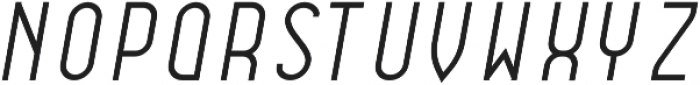 Dianna Regular Italic otf (400) Font UPPERCASE