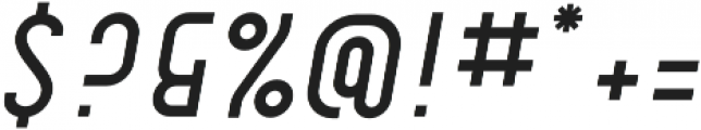 Dianna Semibold Italic otf (600) Font OTHER CHARS