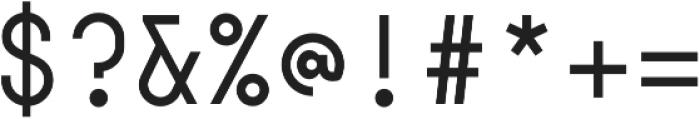 Digerati otf (400) Font OTHER CHARS