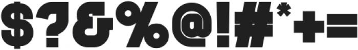 Digofa Bold ttf (700) Font OTHER CHARS