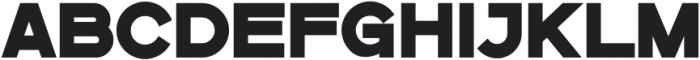 Digofa Bold ttf (700) Font UPPERCASE