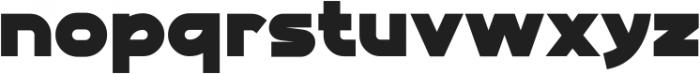 Digofa Bold ttf (700) Font LOWERCASE