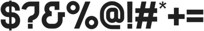 Digofa Regular otf (400) Font OTHER CHARS