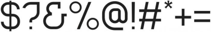 Digofa Thin otf (100) Font OTHER CHARS