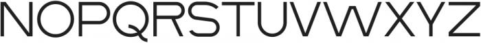 Digofa Thin ttf (100) Font UPPERCASE
