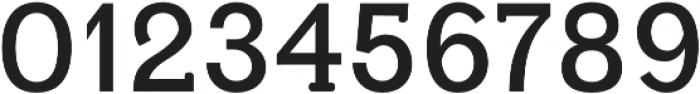 Dilly-Slab Semi-bold otf (600) Font OTHER CHARS