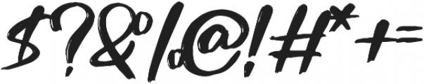 Dinasty otf (400) Font OTHER CHARS