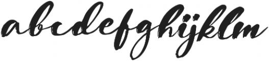 Dinasty ttf (400) Font LOWERCASE
