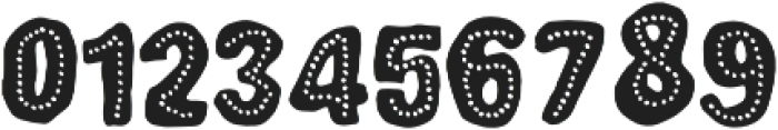 DinoTypeDots otf (400) Font OTHER CHARS