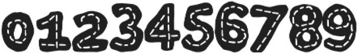 DinoTypeLine otf (400) Font OTHER CHARS