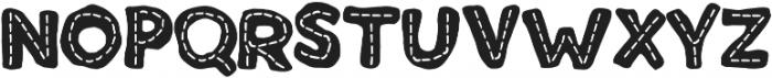DinoTypeLine otf (400) Font UPPERCASE
