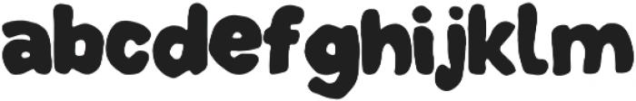DinoTypeLineClean otf (400) Font LOWERCASE