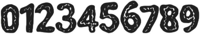 DinoTypeSauce otf (400) Font OTHER CHARS