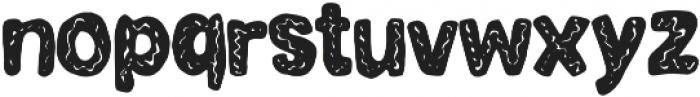 DinoTypeSauce otf (400) Font LOWERCASE