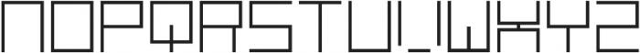 Diotima Regular ttf (400) Font UPPERCASE