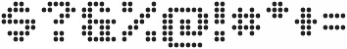Disco Nectar ttf (400) Font OTHER CHARS