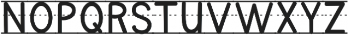 Discover Beauty ttf (400) Font UPPERCASE
