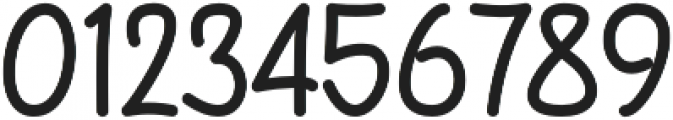 Disha Regular otf (400) Font OTHER CHARS