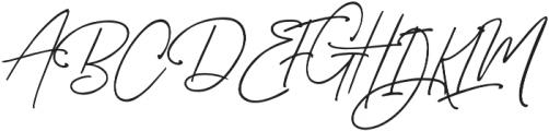 Divine Light Hand Divine Light Hand otf (300) Font UPPERCASE