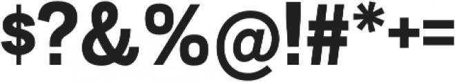 Divulge Bold otf (700) Font OTHER CHARS