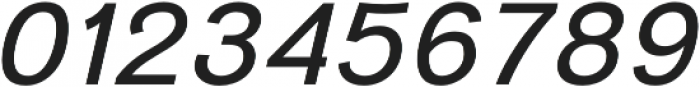 Divulge Italic otf (400) Font OTHER CHARS