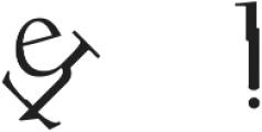 dissonusX ttf (400) Font OTHER CHARS