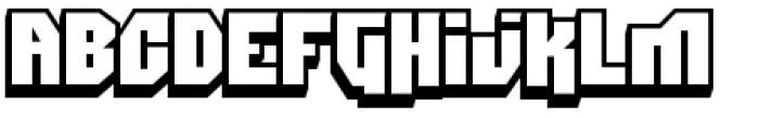 Dimitri Swank Font LOWERCASE