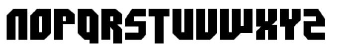 Dimitri Font UPPERCASE