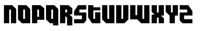 Dimitri Font LOWERCASE