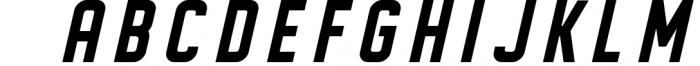 DISPLAYED FONT Font UPPERCASE