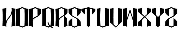 DIAMOND DUST Font LOWERCASE