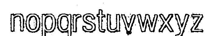 DIESEL Font LOWERCASE
