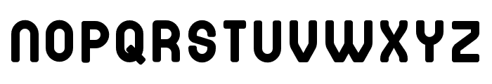 DINASTI-Bold Font LOWERCASE
