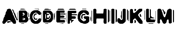 DISCOBOX Font LOWERCASE
