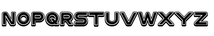 DISCOVERY Font UPPERCASE