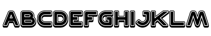 DISCOVERY Font LOWERCASE