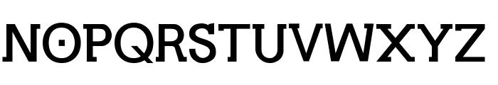 DIVERGENT Font UPPERCASE