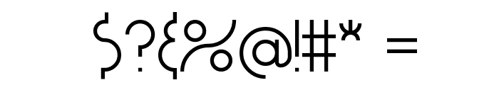 DiagaNO Font OTHER CHARS