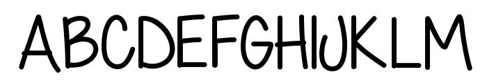 Diamond Girl Font UPPERCASE