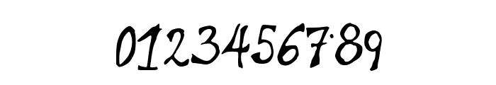 DiamondScript Font OTHER CHARS