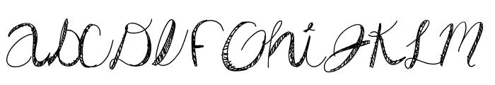 DiamondsAreForever Font LOWERCASE