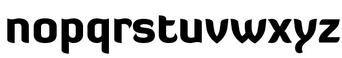 Diavlo Black Regular Font LOWERCASE