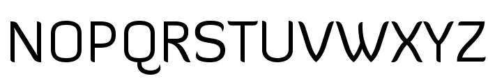Diavlo Book Regular Font UPPERCASE