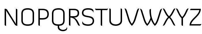 Diavlo Light Regular Font UPPERCASE